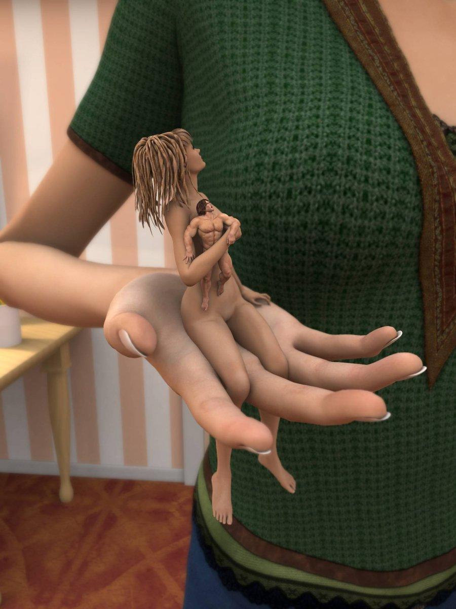 Shrunken Man Men Giantess Artwork Filmvz Portal Nude And ...