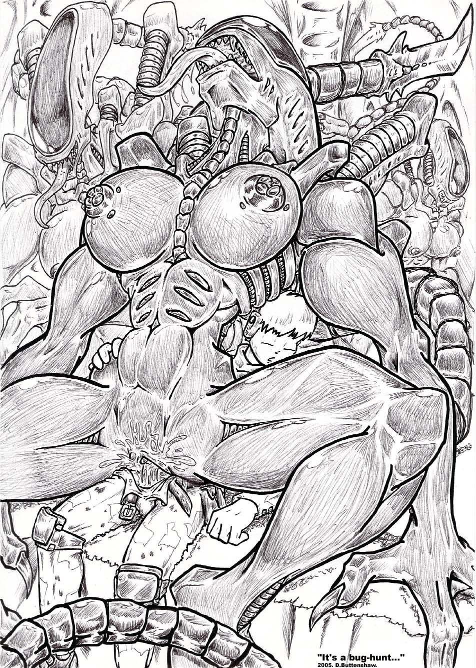 Drawing alien porn gallery xxx nerdy woman