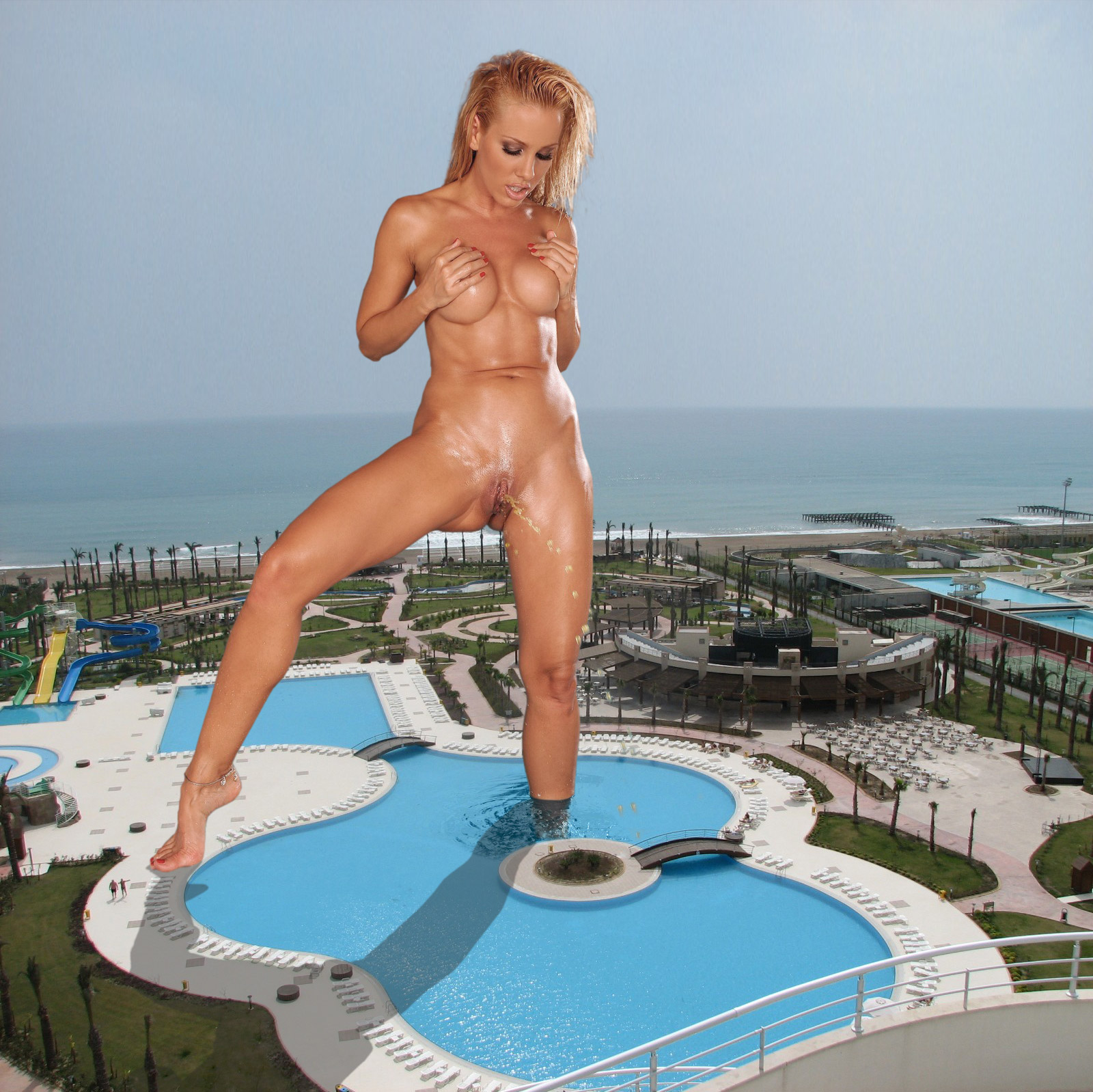 Naked giantess photos sexy tube