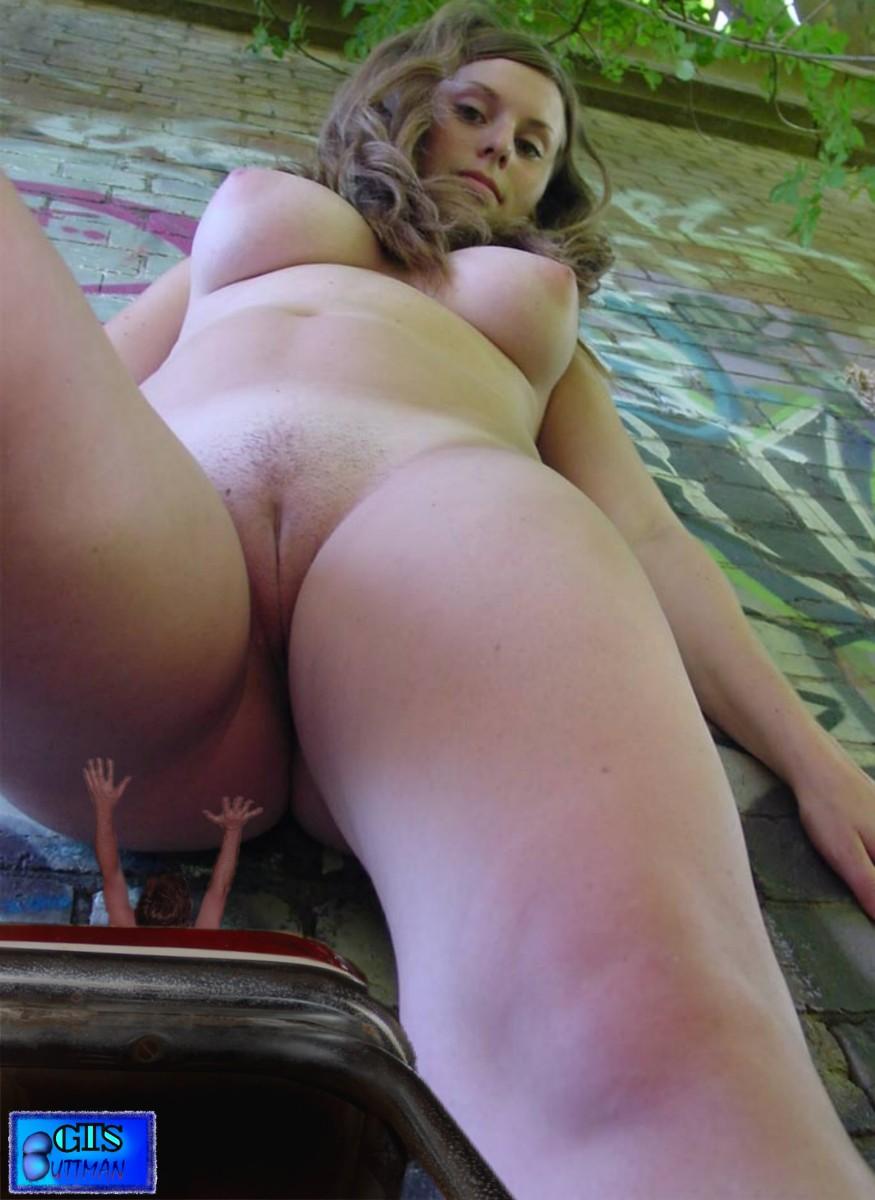 Her Via Giantessbooru Nude Pussy Shrunken Women Toyogub Woman