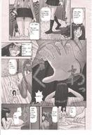 anime drawing handoherudo hando_herudo manga monochrome shrunken_women 家内制自転車操業。 // 860x1260 // 302.2KB