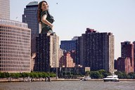 brunette buildings city clothed collage giantess helicopter kelly_brook smile wonderslug // 4368x2912 // 1.5MB