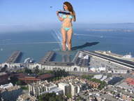 bikinis brunette buildings collage cruse_ship giantess helicopter holding kelly_brook ocean wading wonderslug // 2048x1536 // 582.0KB